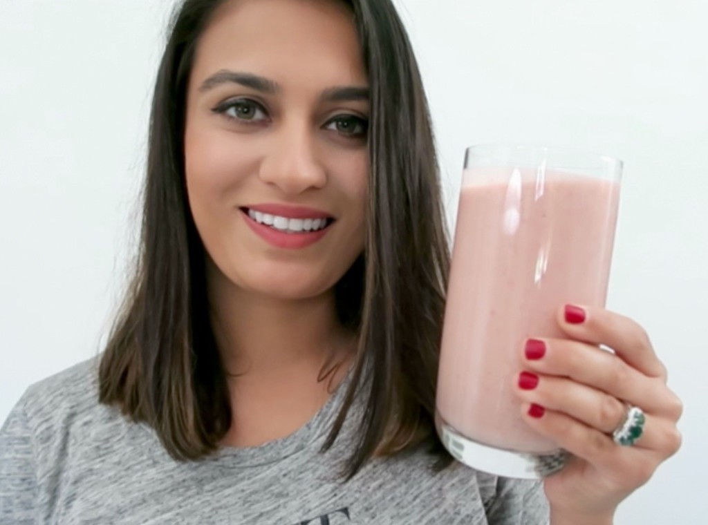 Image of Healthy and Delicious Smoothie