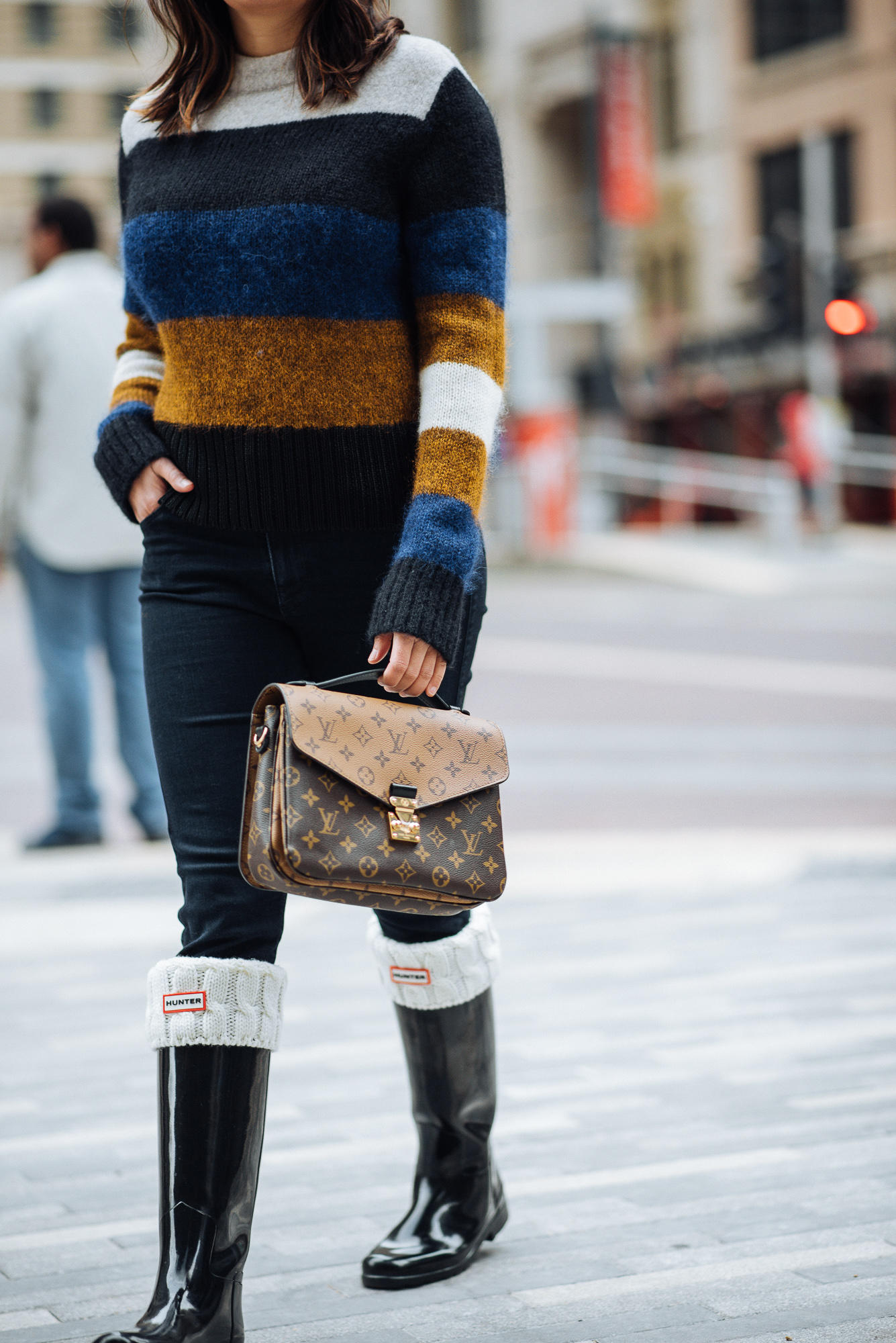 Image of Rag and Bone Sweater | The Cultured Fashionista | Louis Vuitton Pouchette Metis