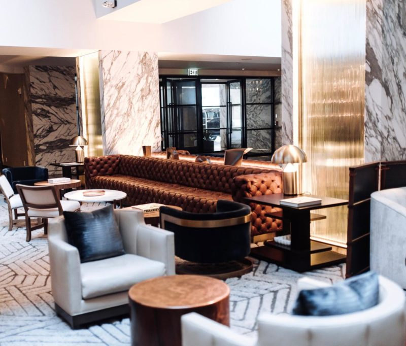 Image of The Four Seasons Houston | Best Hotel Houston | The Cultured Fashionista