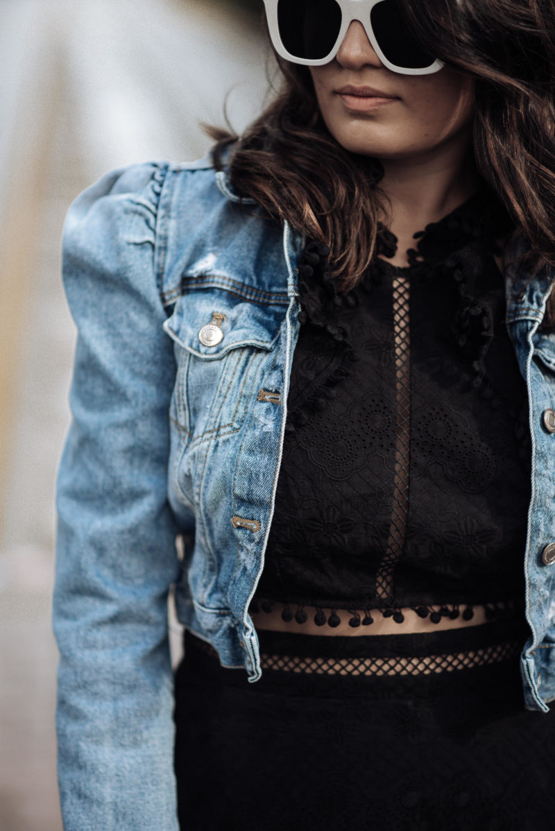 Image of Rank and Style | The Cultured Fashionista | Top Ten Essentials | Zara Jacket